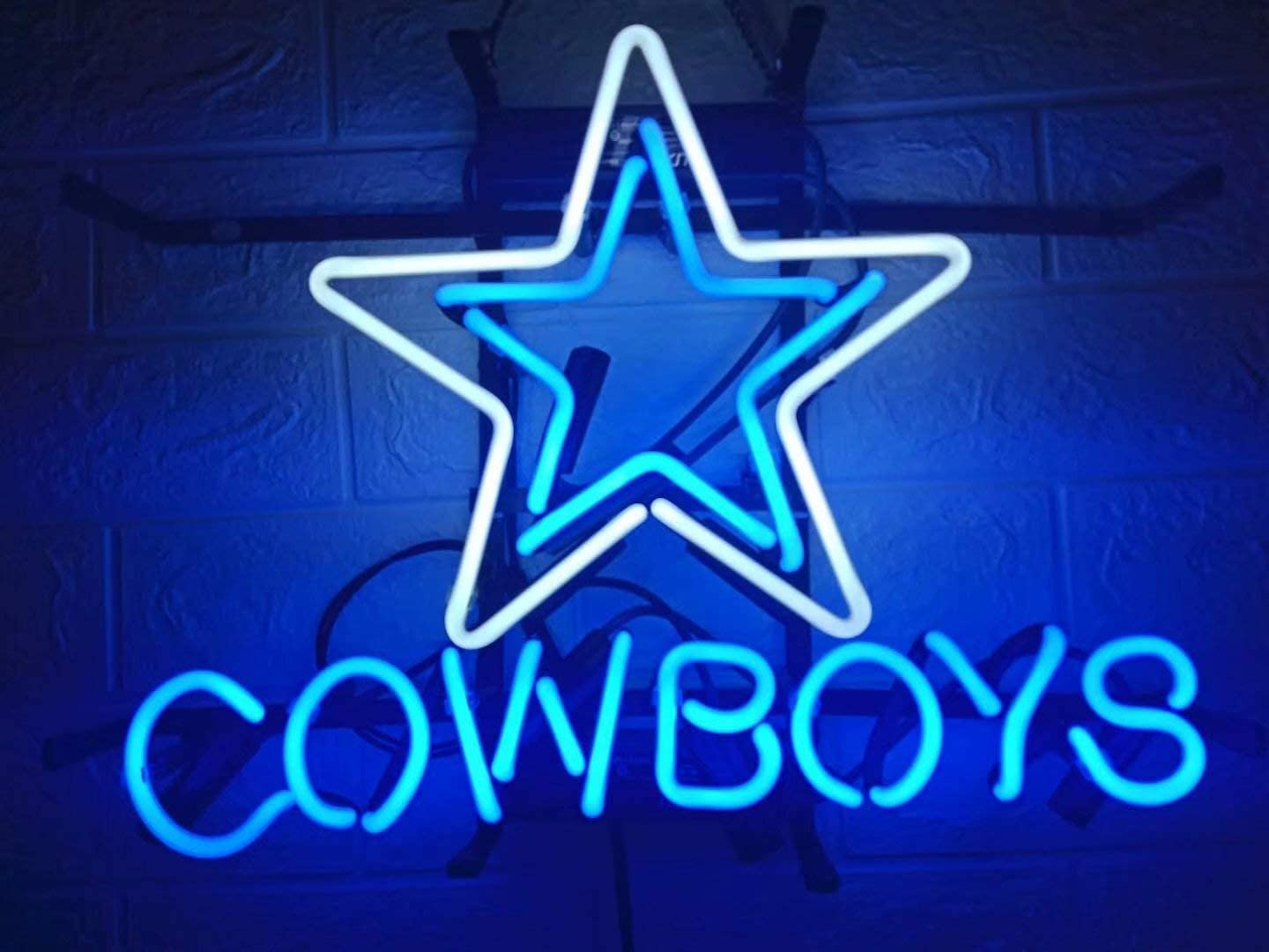 LDGJ Neon Signs for Wall Decor Handmade Sign Home Sports League DCS Beer Bar Pub Recreation Room Lights Windows Glass Party