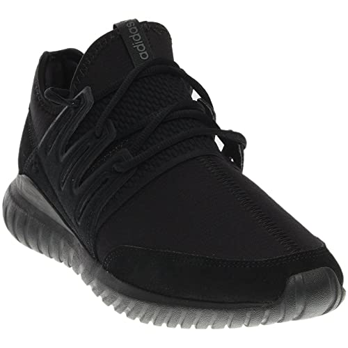 promo code 72140 7ea73 S80115 MEN TUBULAR RADIAL ADIDAS BLACK GREY: ADIDAS: Amazon ...