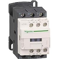 SCHNEİDER LC1D09M7 Kontaktör 4Kw 220Vac 1Na+1Nk, Beyaz/Gri