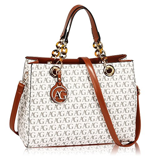 femme fille Blanc AG Sac Sac AG IfTqwUtpx