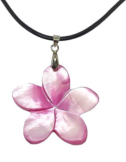Amazon Com Zero Gravity Hawaii Hawaiian Jewelry Pink Plumeria