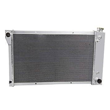 Aluminum 3 Row Performance Radiator for 67-72 Chevy//GMC C//K Pickup//Suburban//Van