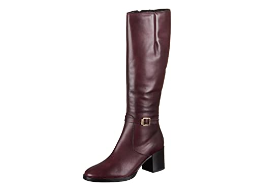 cheap for sale 50% price buy Tamaris 25539-549 NAOS Wine Womens Knee-high Boots: Amazon ...