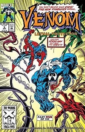 Venom #5: Lethal Protector (Venom: Lethal Protector) (English Edition)
