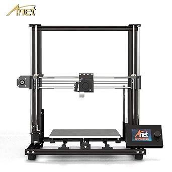 Anet A8 Plus DIY Impresora 3D actualizada de Anet A8, marco de ...