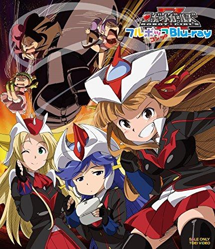 ロボットガールズZ フルコンプBlu-ray(A3布ポスター付) DVD・ブルーレイ