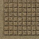 Andersen 280 Camel Polypropylene Waterhog Fashion Entrance Mat, 4-Feet Length X 3-Feet Width, for Indoor/Outdoor