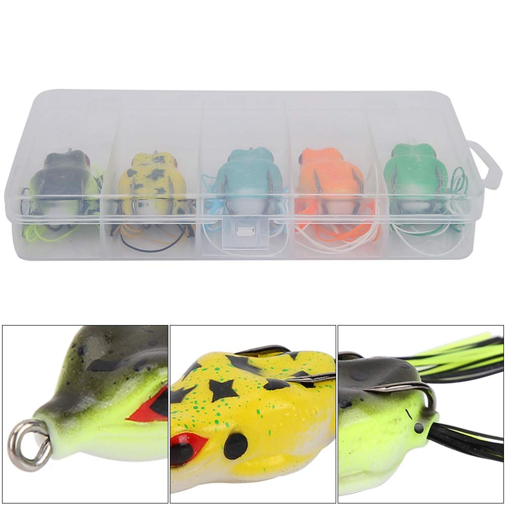 Huairdum Fishing Lures Baits Fishing Lures Hook Set Hooks Crank Bait Tackle Life-Like Tackle Fish Bait Fishing Topwater Anglers to Catch The Fish