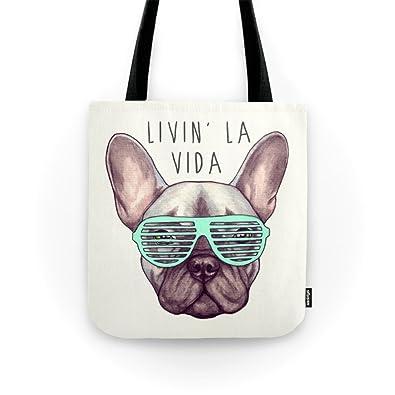 Tote Bag - French by VIDA VIDA mdpQ49yyf