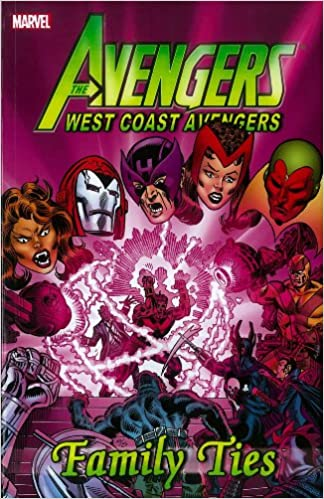 Amazon com: Avengers - West Coast Avengers: Family Ties