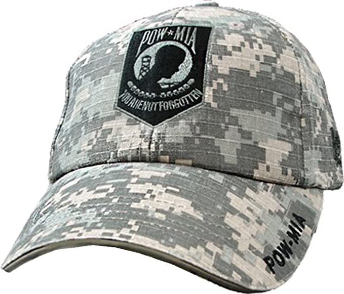 e86d203f8e2bf Image Unavailable. Image not available for. Color  US Army POW MIA ACU Ball  Cap