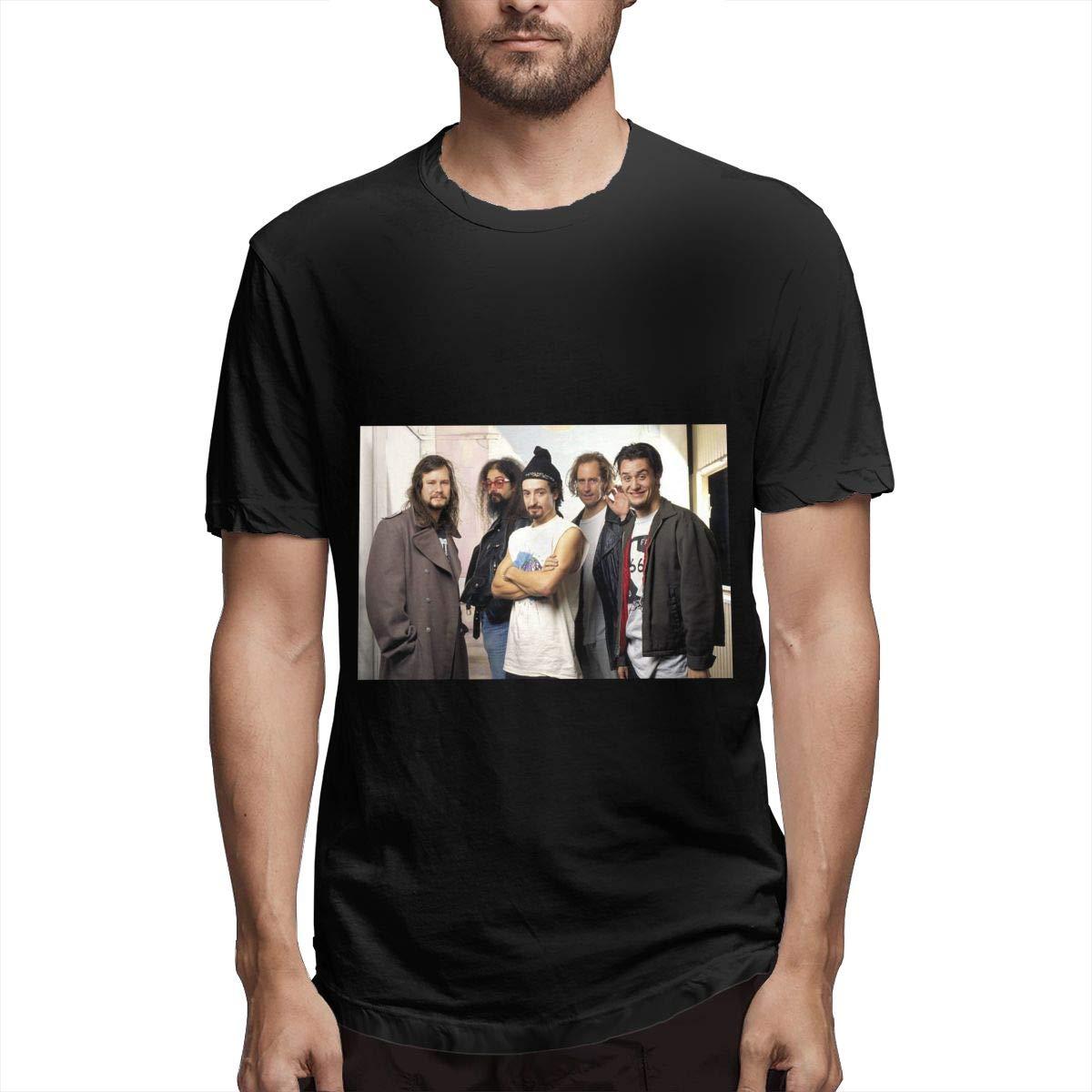 Lihehen Faith No More Fashion Leisure Round Neck Shirts