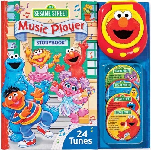 Sesame Street Music Player and Storybook (Reader's Digest Innovative Book and Player) ()