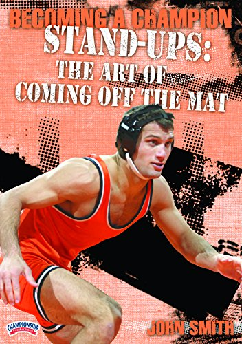 Championship Productions Becoming A Champion Stand-Ups: The Art Of Coming Off The Mat DVD by Championship Productions, Inc.