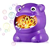 Bubble Machine,Funny Automatic Bubble Blower Fan Electric Bubble Machine Kids Toys Game And Outdoor & Indoor Activity