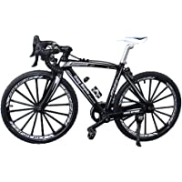 NUOBESTY Mini Bicicleta Dedo Bicicleta Miniatura Juguetes