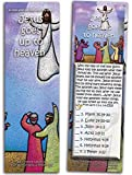Jesus Goes up to Heaven - Pack of 25 Cards