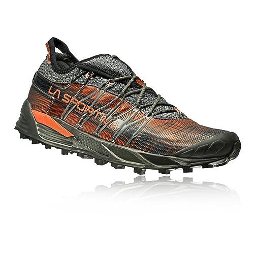 La Sportiva Mutant Carbon/Flame, Zapatillas de Trail Running Unisex Adulto: Amazon.es: Zapatos y complementos