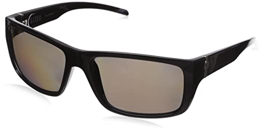 5a513a336b Image Unavailable. Image not available for. Color  Electric Sixer Sunglasses  - Gloss Black - M2 Grey Polar