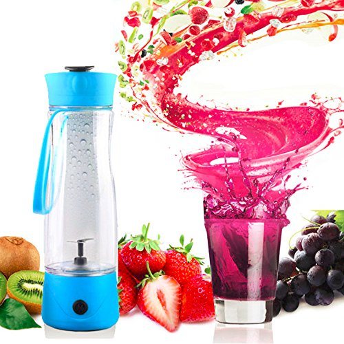 [Angelwing Blender Fruit Vegetable Juicer Smoothie portable bottle] (Angel Costume Tumblr)