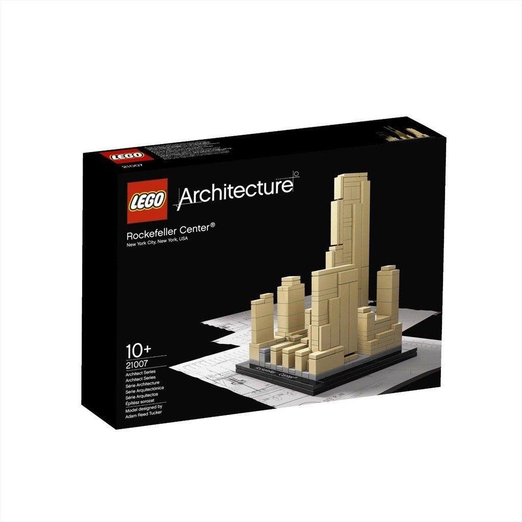 レゴ (LEGO) アーキテクチャー ロック フェラー センター 21007   B004V7JB4E