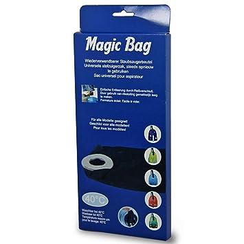 Universal de bolsas de aspiradora reutilizable: Amazon.es: Hogar