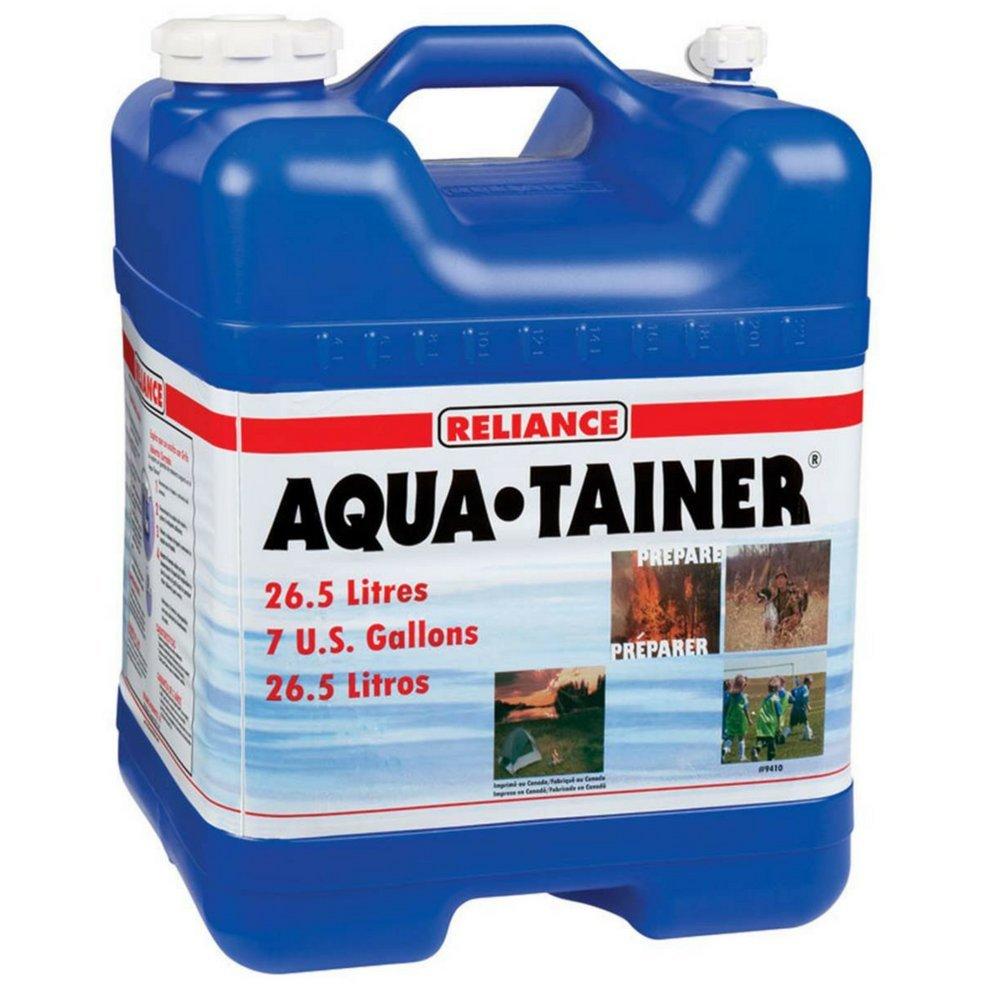 数量限定価格!! Reliance Products Aqua-Tainer 7ガロン 硬水容器 (4コンテナ B07795MNXK Products (7ガロン) (4コンテナ B07795MNXK, 大和まほろば いざさ茶屋:05732780 --- a0267596.xsph.ru