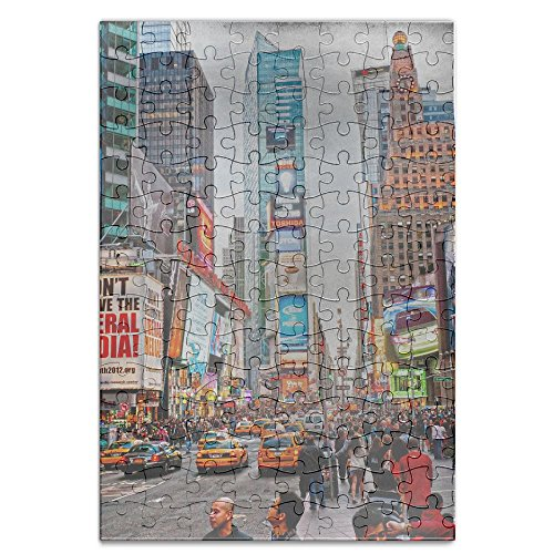4d new york city puzzle - 7