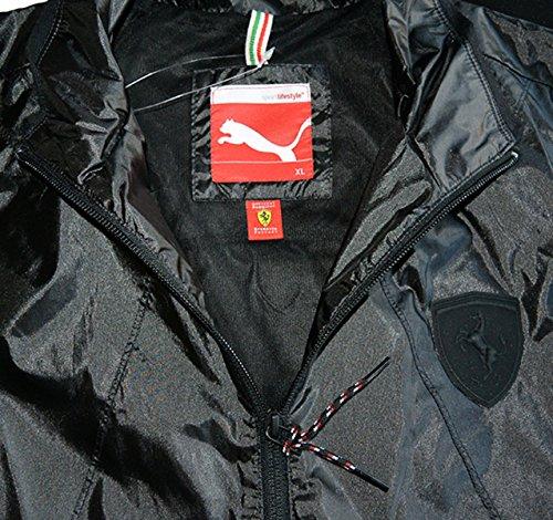 Zip Uomini Puma Giacca Ferrari Black Leggera IqIZxwS5