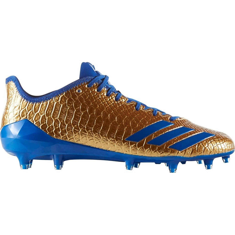 (アディダス) adidas メンズ サッカー シューズ靴 adidas adizero 5-Star 6.0 Gold Football Cleats [並行輸入品] B077XZKSQK 17-Medium