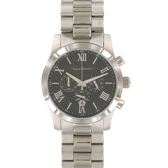 Reloj Yves BERTELIN – Mujer Chrono FD negro