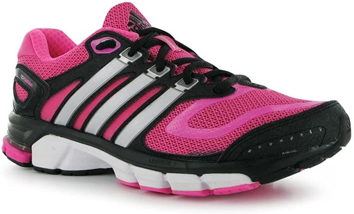 Amazon.com: Ladies Adidas RSP Cushion Running Shoes (UK 7 / US 9 ...