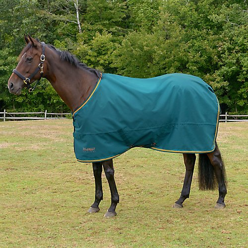 Waterproof Horse Sheet (Shires Tempest 1200 Lite Cobalt/Yellow (72))