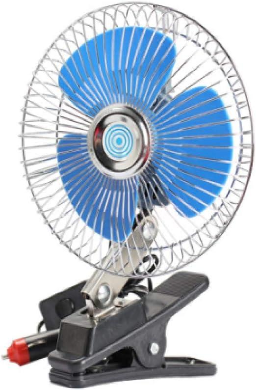 XC 12 V Mini Ventilador de Coche Eléctrico Enfriamiento Bajo Ruido ...