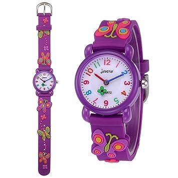 Mary Scout Relojes niña flik Flak flik Flak Reloj niña niños Miran flik Flak Dibujos Animados
