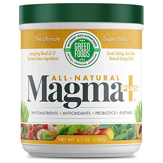 Green Magma Plus 150g Powder - 150g: Amazon.es: Salud y cuidado ...