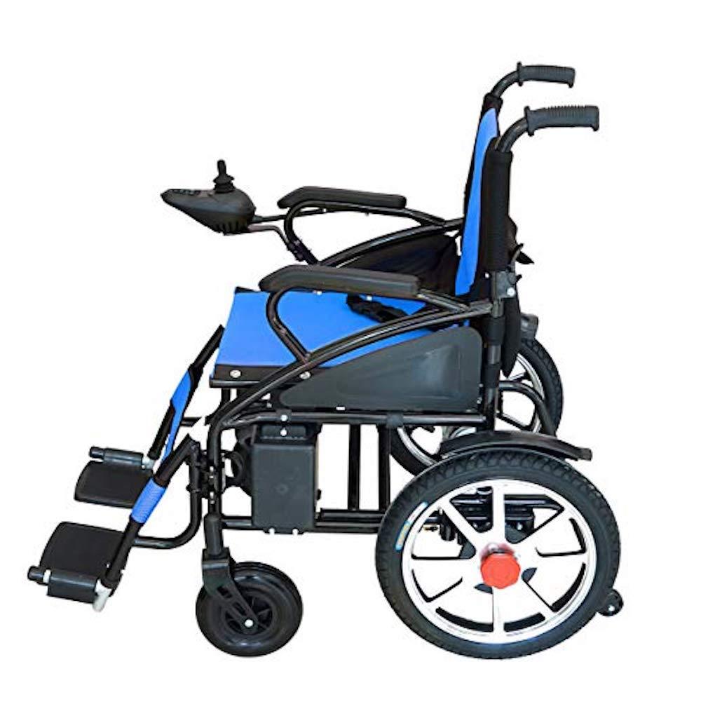 Amazon.com: 2019 New Majestic Buvan Electric Wheelchairs Silla de ...
