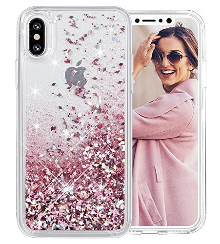 Which are the best glitter rose gold iphone x case available in 2020?