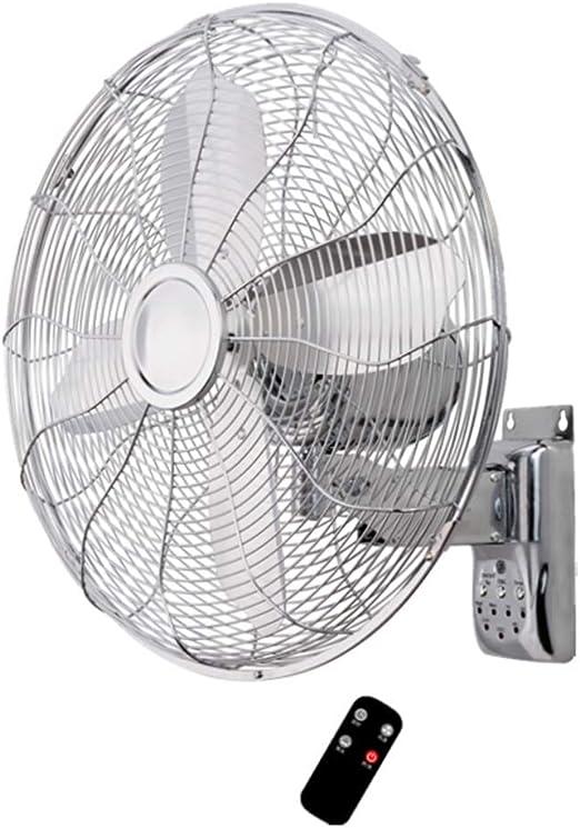 FX Ventilador eléctrico/Ventilador de Pared de Metal Antiguo Retro ...