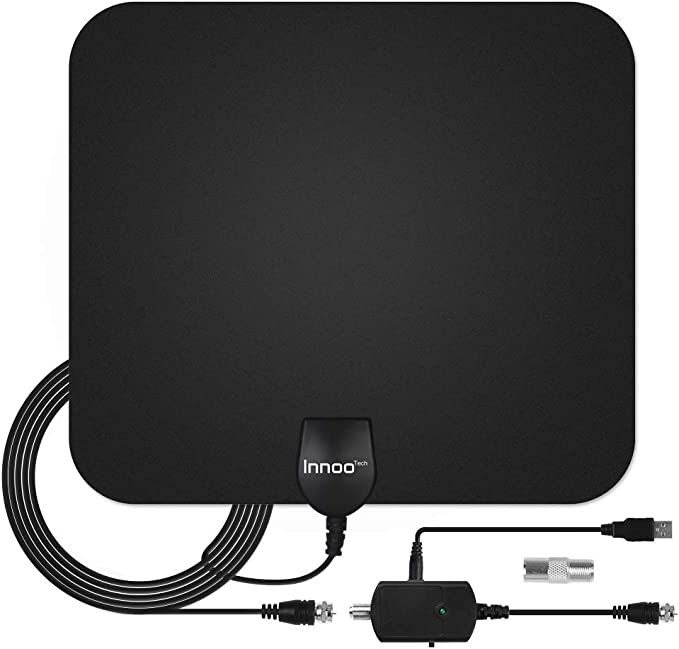 27806R Latest Antenna HDTV Fabric Design Innovation /& TV Signal Booster Aerial Amplifier With Integrated 4G Filter USB Powered 27815HSR SLx Indoor TV Aerial For Digital Freeview HD