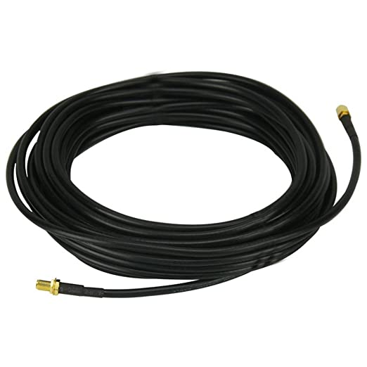 Amazon.com: 5 Metre Extension Cable - Standard Range (SMA Male to SMA Female) by Gsm- Antennas: Beauty