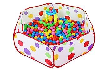 Westeng Piscina de Bolas Polka Dot Hexagonales Juguetes del Bebé ...