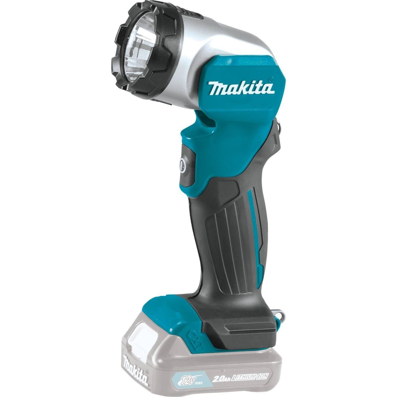 Makita DEAML105 ML105 10.8v LED CXT Unidad de luz de Trabajo 12 V sin bater/ía, sin Cargador