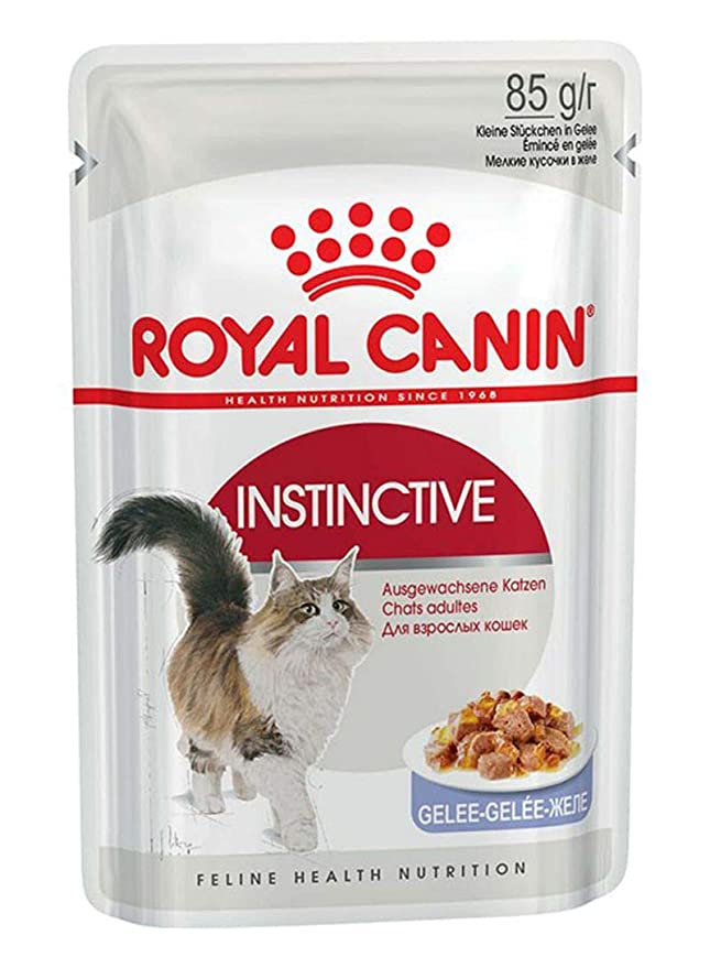 Royal Canin INSTINCTIVE JELLY (GELATINA) Pack Ahorro 48 x 85 gr ...