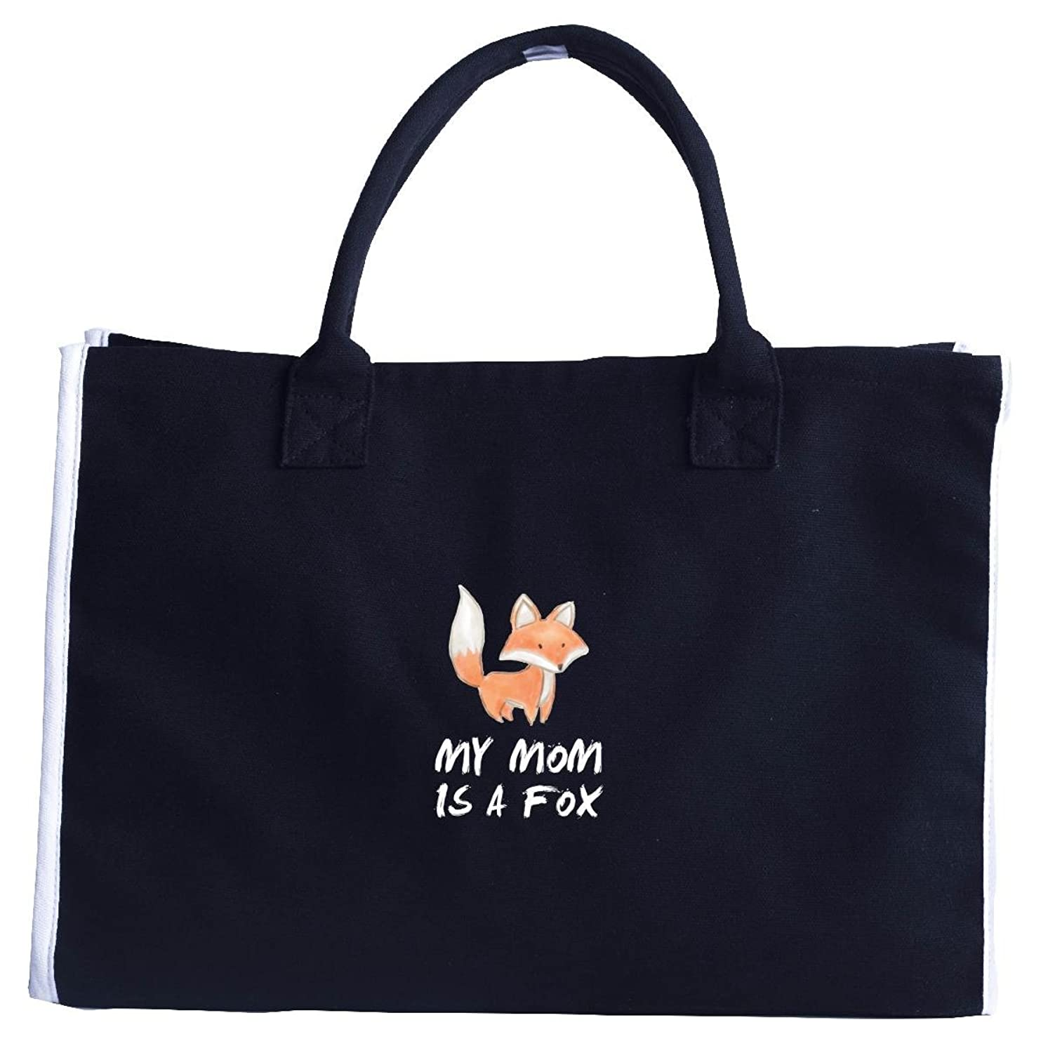 My Mom Is A Fox Great Gifts For Any Mother Son Daughter - Tote Bag