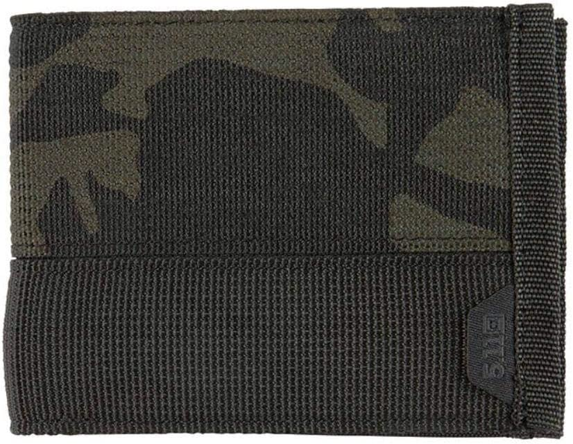 5.11 Tactical Tracker Rugged Nylon Bifold Wallet, Style 56405