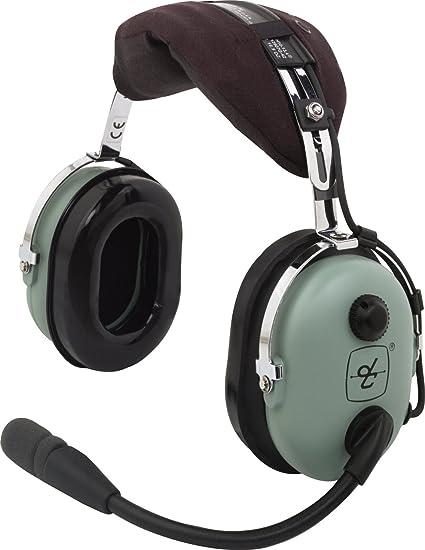 David Clark H10-13S Stereo Headset on