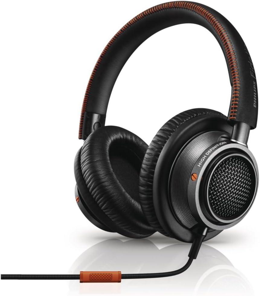 Philips Fidelio L2bo Over Ear Kopfhörer Mit Mikrofon Elektronik