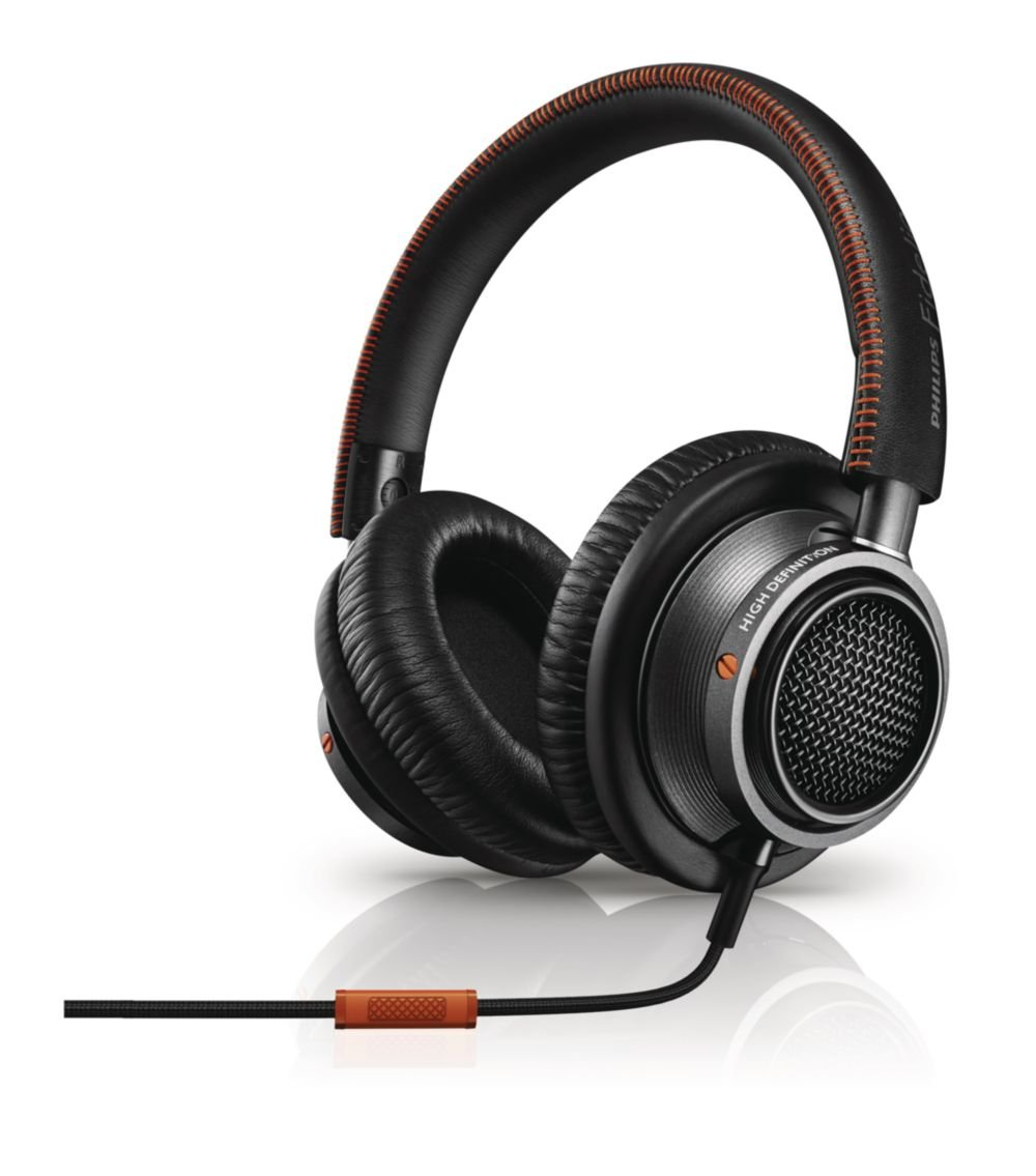 Philips Fidelio semi-Open Headphones L2BO