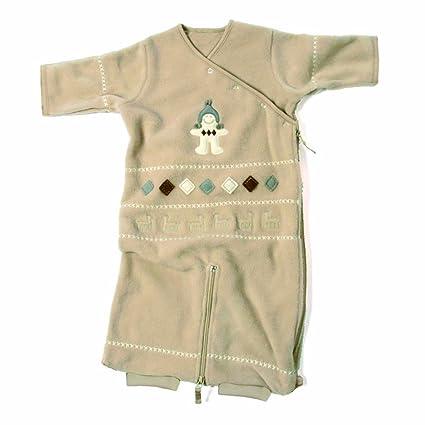 Saco de dormir para bebé Pichu del paño grueso y suave bolsa de palos de 1